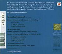 Esprit/Klavierkonzerte 2 & 3 - Produktdetailbild 1
