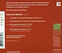 Esprit/Ungarische Tänze - Produktdetailbild 1