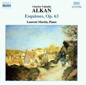 Esquisses Op.63, Laurent Martin