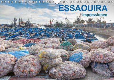 Essaouira - Impressionen (Wandkalender 2019 DIN A4 quer), Winfried Rusch