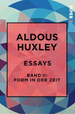 Essays, Aldous Huxley