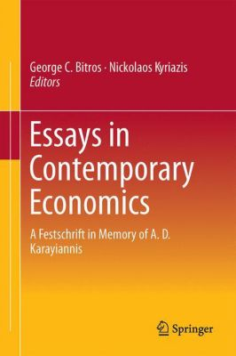 Economics Thesis Writing Help, Thesis Example, Outline