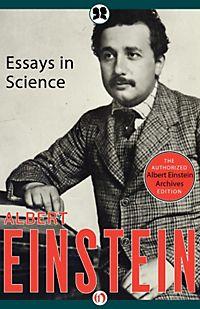 essays in science einstein pdf
