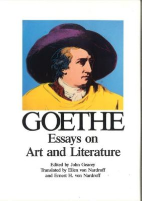 Essays on Art and Literature - Johann Wolfgang von Goethe pdf epub