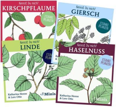 Essbare Pflanzen 2, Katharina Henne, Lore Otto