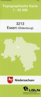Essen (Oldenb.) 1 : 25 000. (TK 3213/N) -  pdf epub