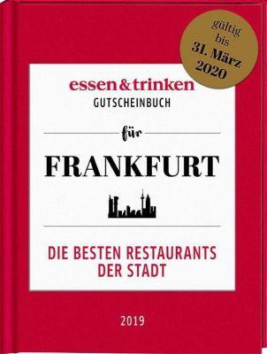 essen & trinken - Gutscheinbuch für Frankfurt -  pdf epub