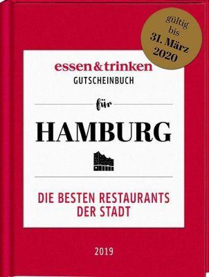 essen & trinken - Gutscheinbuch für Hamburg -  pdf epub