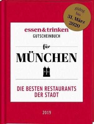 essen & trinken - Gutscheinbuch für München -  pdf epub