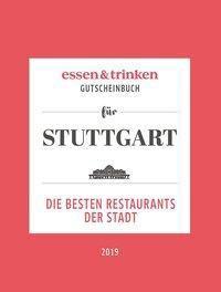 essen & trinken - Gutscheinbuch für Stuttgart
