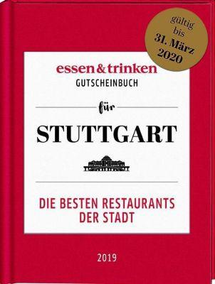 essen & trinken - Gutscheinbuch für Stuttgart -  pdf epub
