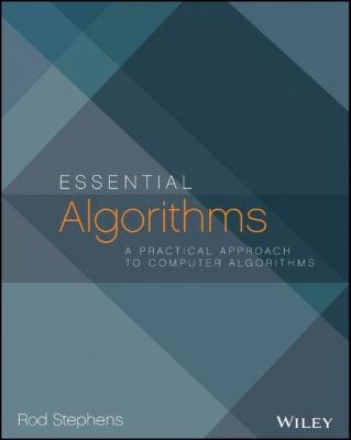 Essential Algorithms, Rod Stephens
