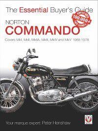 Essential Buyer's Guide: Norton Commando, Peter Henshaw