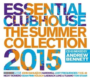 Essential Clubhouse-2015 Summer Collection, Various
