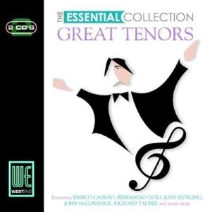 Essential Coll.-Great Tenors, Diverse Interpreten