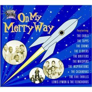 Essential Doo Wop-On my merry way, Diverse Interpreten
