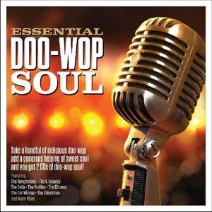 Essential Doo-Wop Soul, Diverse Interpreten