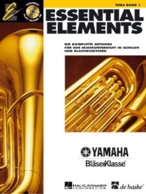 Essential Elements, für Tuba, m. Audio-CD, Paul Lavender