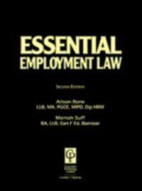Essential Employment Law, Suff
