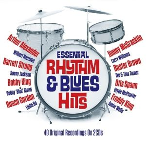 Essential Rhythm & Blues, Diverse Interpreten
