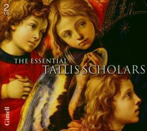 Essential Tallis Scholars, The Tallis Scholars, Peter Phillips