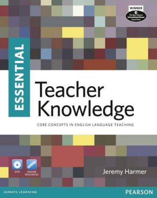 Essential Teacher Knowledge. The Book (with DVD), Jeremy Harmer