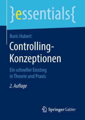 essentials: Controlling-Konzeptionen, Boris Hubert