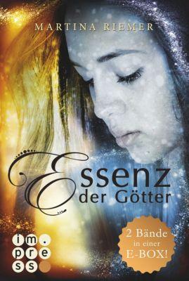Essenz der Götter: Essenz der Götter. Alle Bände in einer E-Box!, Martina Riemer