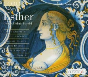 Esther (GA), Chance, Padmore, The Sixteen