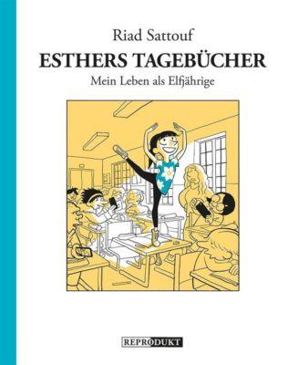 Esthers Tagebücher: Mein Leben als Elfjährige, Riad Sattouf
