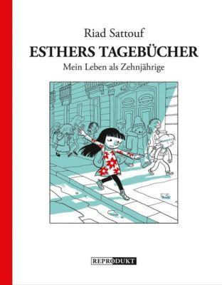 Esthers Tagebücher: Mein Leben als Zehnjährige, Riad Sattouf