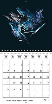 Esthetic Chaos Fantasies (Wall Calendar 2019 300 × 300 mm Square) - Produktdetailbild 1