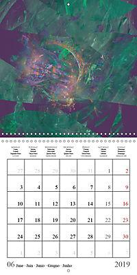 Esthetic Chaos Fantasies (Wall Calendar 2019 300 × 300 mm Square) - Produktdetailbild 6