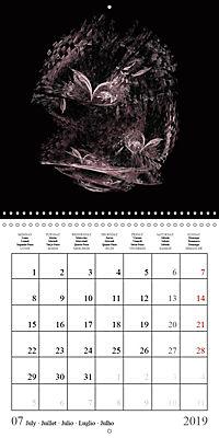 Esthetic Chaos Fantasies (Wall Calendar 2019 300 × 300 mm Square) - Produktdetailbild 7