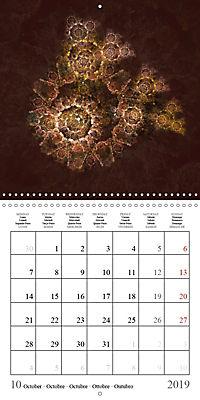 Esthetic Chaos Fantasies (Wall Calendar 2019 300 × 300 mm Square) - Produktdetailbild 10