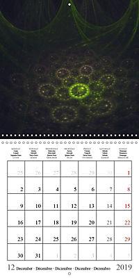 Esthetic Chaos Fantasies (Wall Calendar 2019 300 × 300 mm Square) - Produktdetailbild 12