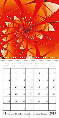 Esthetic Chaos Rosy Dawn (Wall Calendar 2019 300 × 300 mm Square) - Produktdetailbild 11