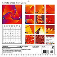Esthetic Chaos Rosy Dawn (Wall Calendar 2019 300 × 300 mm Square) - Produktdetailbild 13