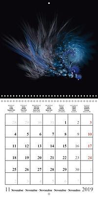 Esthetic Chaos Transformations (Wall Calendar 2019 300 × 300 mm Square) - Produktdetailbild 11