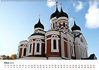 Estland - Pittoreske Schönheit im Baltikum (Wandkalender 2019 DIN A2 quer) - Produktdetailbild 3