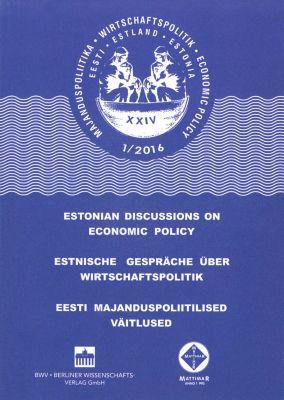 Estnische Gespräche über Wirtschaftspolitik 1/2016