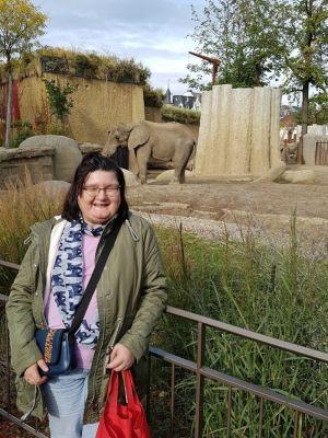 Etelka Keller: Mein Biografie, Etelka Keller