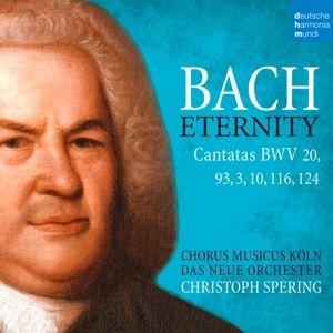 Eternity, Spering, Chorus Musicus Köln, Das Neue Orchester