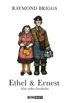 Ethel & Ernest - Raymond Briggs |
