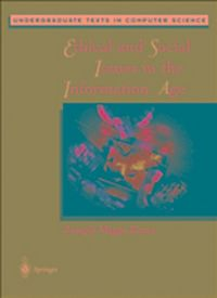 kizza ethical and social issues in the information age essay Joseph migga kizza ethical and social issues in the information age (texts in computer science) publisher: springer 4th ed 2010 edition (march 23, 2010.