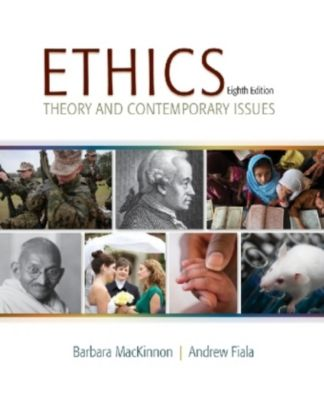 Ethics, Andrew Fiala, Barbara MacKinnon