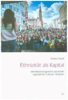 Ethnizität als Kapital, Andrea Friedli