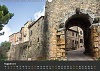 Etrurien: Land der Etrusker - Toskana und Latium für Entdecker (Wandkalender 2019 DIN A3 quer) - Produktdetailbild 8