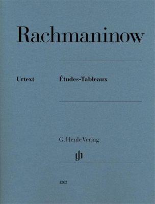 Études-Tableaux, SERGEJ RACHMANINOW