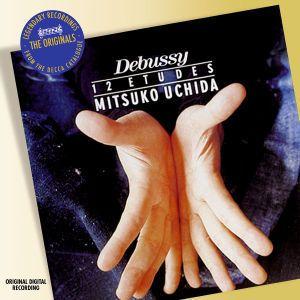 Etüden 1-12, Mitsuko Uchida